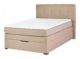 Кровать PROGRESS sofas&beds Амелия Boxspring 132х211 см Бежевый