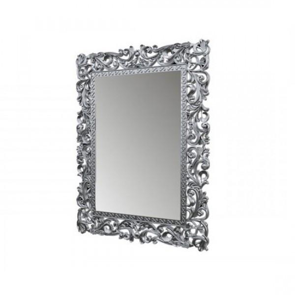 Дзеркало в спальні, в передпокій Франко 800х1100 MR-76-SL MiroMark сріблястий