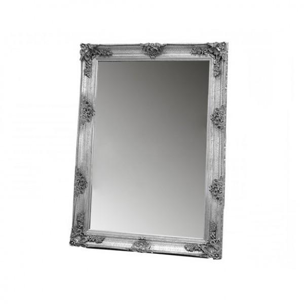 Дзеркало настінне в спальню, в передпокій Манчестер 810х1280 MR-71-SL MiroMark сріблястий