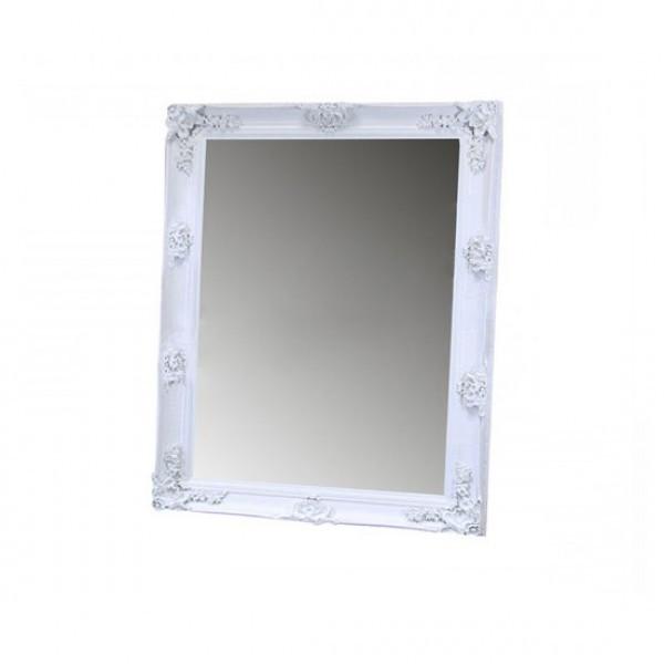 Зеркало настенное в спальню, в прихожую Манчестер 810х1280 MR-71-WH MiroMark белый