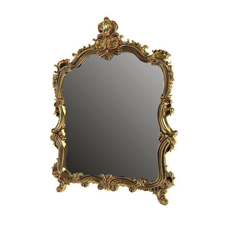 Зеркало в спальню, в прихожую Дженифер JF-81-BL MiroMark