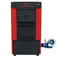 Твердотопливный котел Retra-4М Combi 80 кВт на отработанном масле