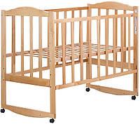 Кровать Babyroom Зайчонок Z104  Коричневый 624575, КОД: 1704862
