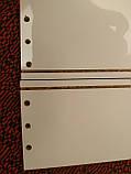 Комод в спальню, у вітальню, дитячу Белла 6Ш BL-66-WB MiroMark білий глянець, фото 5