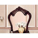 Дзеркало в спальні, в передпокій Олімпія OL-81-PR MiroMark перо рубіно, фото 2