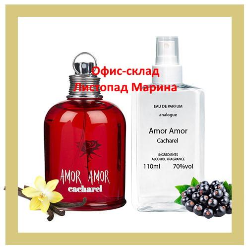 Cacharel Amor Amor для женщин Analogue Parfume 110 мл
