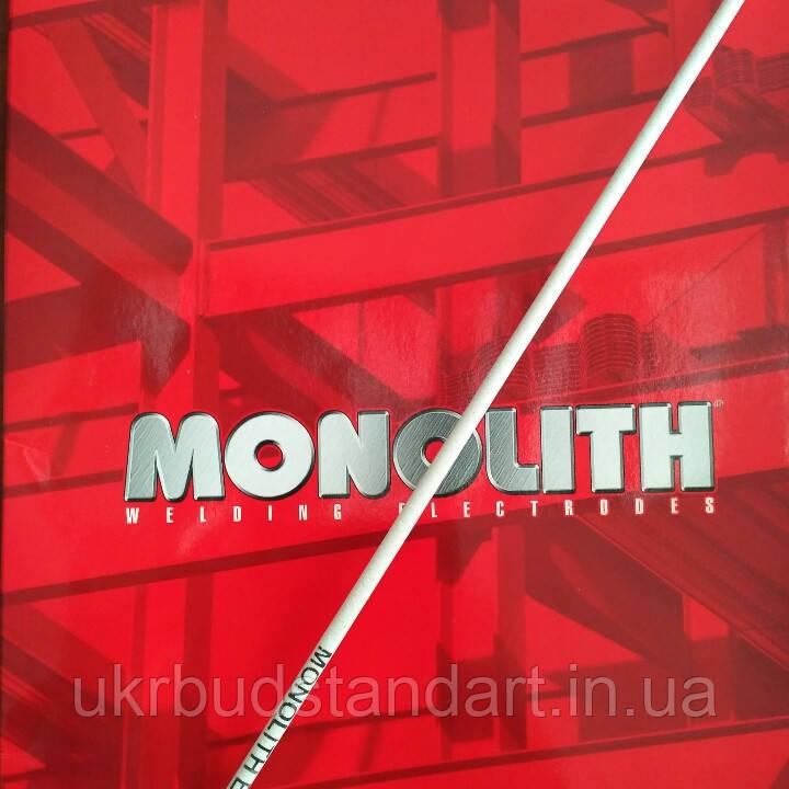 Электроды по алюминию Е4047 ТМ MONOLITH ф 3.2 мм (для сварки алюминия) 25шт.