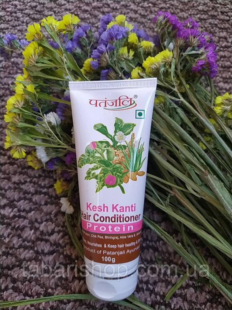 Кондиционер Патанджали Протеин, Patanjali Protection Hair Conditioner, 100 мл