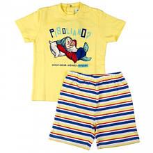 Детский комплект для мальчика BRUMS Италия 141BDML003 Желтый