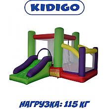Надувной батут игровой центр для детей Kidigo Soft Space