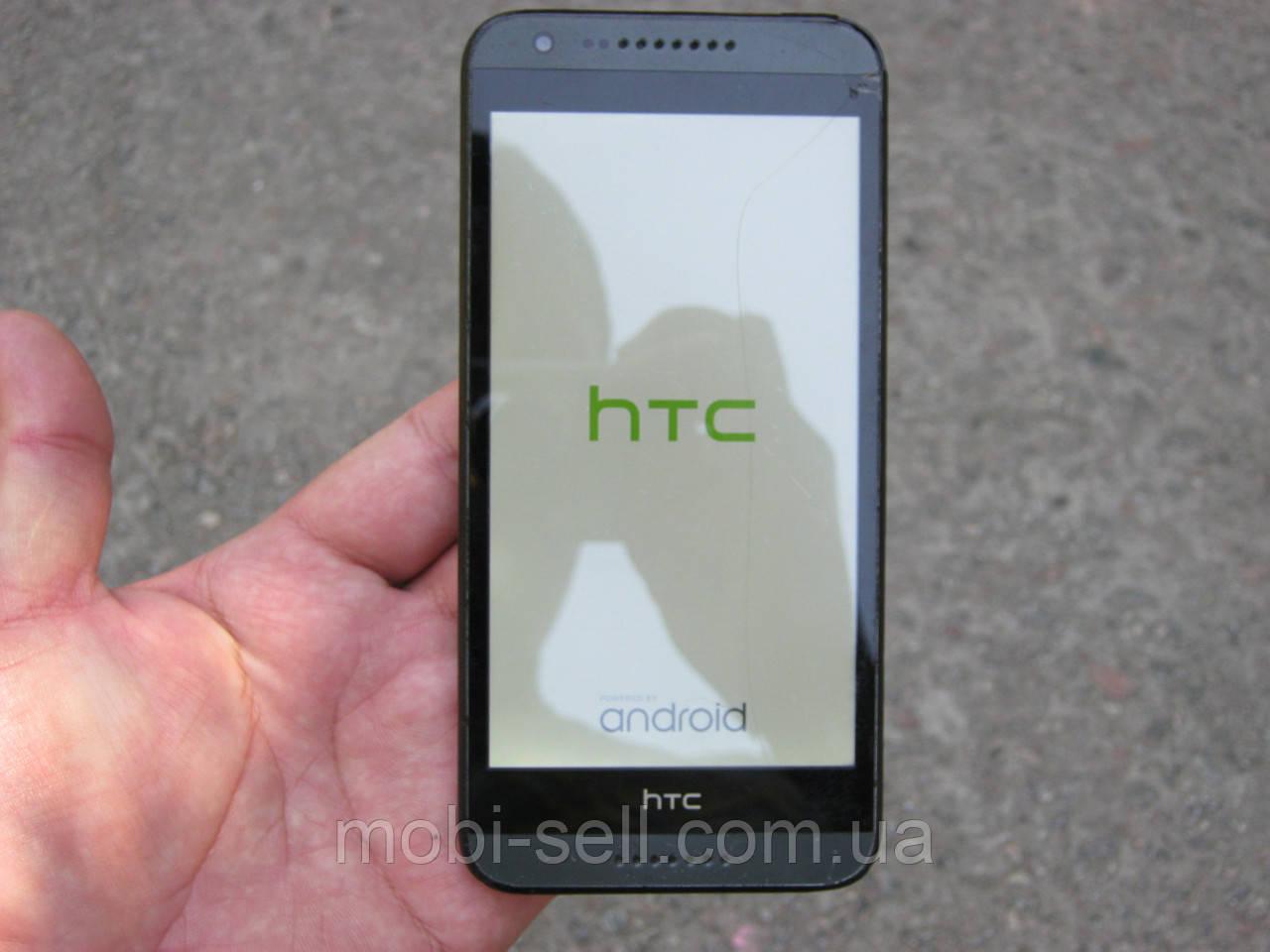 Б/У смартфон HTC 620G Dual SIM Gray