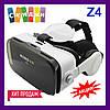 3D очки виртуальной реальности VR Z4 с наушниками. Очки виртуальной реальности для смартфона