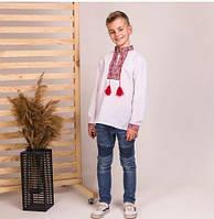 Детская рубашка-вышиванка для мальчика
