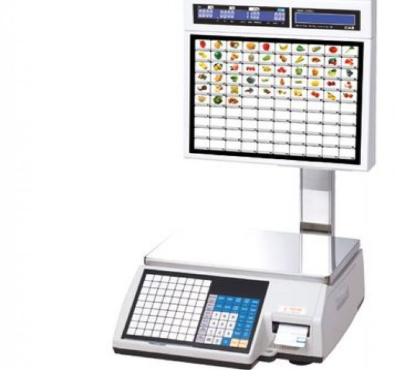 Весы CAS CL5000J-IS 30