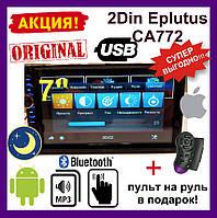 """Автомагнитола 2Din Eplutus CA772 с экраном 7"""", фото 1"""