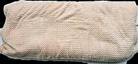 Простирадло/покривало Бамбук 150*200 (мікрофібра) бежевий TM Koloco