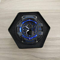 Casio G-Shock GW-A1100 Black-Blue