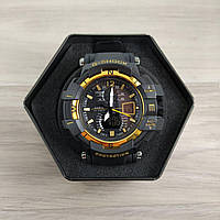 Casio G-Shock GW-A1100 Black-Gold