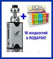 Электронная сигарета Sigelei Chronus Baby Kit 80W. Вейп, фото 1