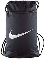 Рюкзак-мешок Nike BRASILIA GYMSACK черный BA5953-010