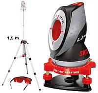 Лазерный уровень Skil 0510AB