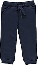 Дитячі спортивні штани для хлопчика BRUMS Італія 000BDBM001 Синій весеннии восени демісезонні