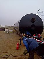 Резервуары для АЗС горизонтальные стальные двустенные