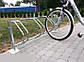 Велопарковка на 4 велосипеда Echo-4 Pion Польша, фото 4