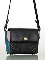 Стильная сумка в 2х цветах маленькая Z1D-1065 ELEGANZZA