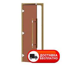 Двери для сауны SAWO 741-3SGD КЕДР на 3 петли
