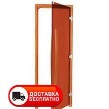 Двери для сауны SAWO 741-3SGA ОСИНА 70х190 на 3 петли