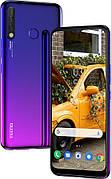 Смартфон Tecno Camon 12 (CC7) 4/64GB Dual SIM Dawn Blue (Фиолетовый)