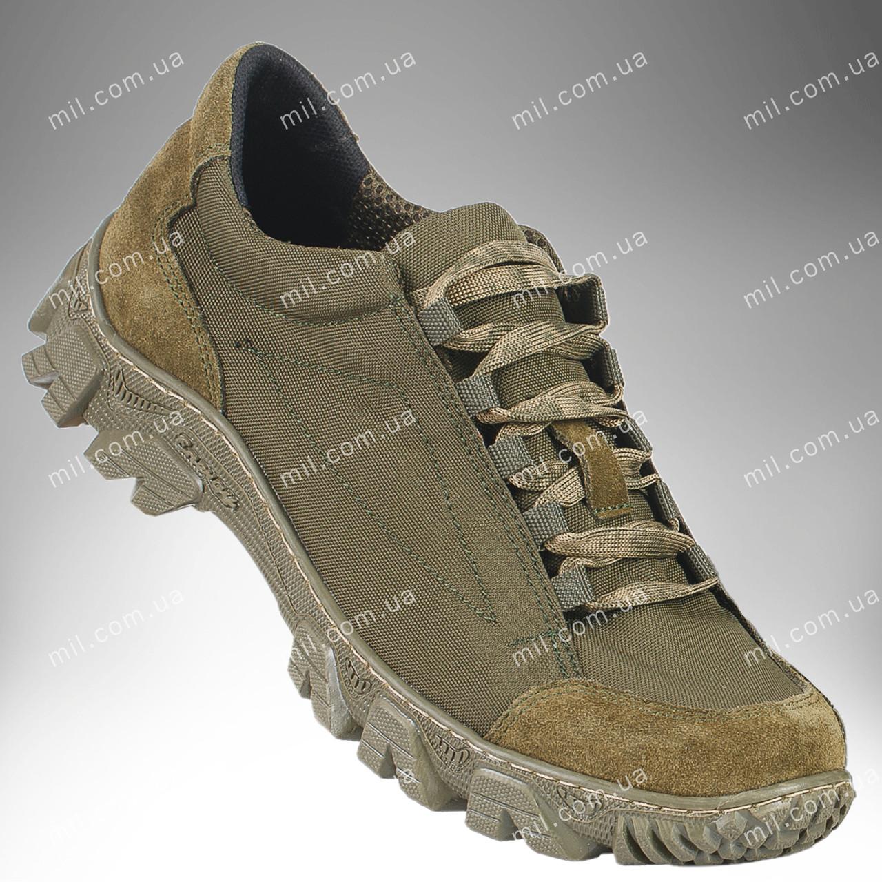 Военные летние кроссовки / тактическая, облегченная обувь ARES Gen.2 (olive)