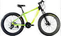 Велосипед алюминиевый внедорожник фэтбайк Key Best 26 (fatbike) 2020, фото 1