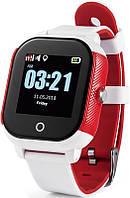 Смарт-часы UWatch GW700S Kid smart watch White Red 86985, КОД: 1355441