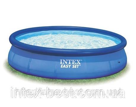 Надувной бассейн Intex 56412 Easy Set (457х91 см. ), фото 2