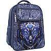 Рюкзак школьный Bagland Отличник 20л (580 321 серый 506)