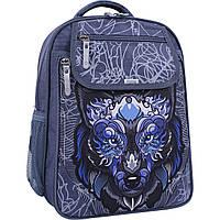 Рюкзак школьный Bagland Отличник 20л (580 321 серый 506), фото 1