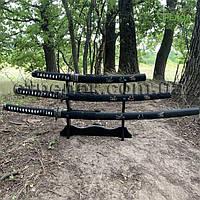 Самурайский меч катана №7 (3 в 1)