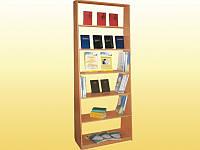 Шкаф выставочный — 802х403х1816 мм