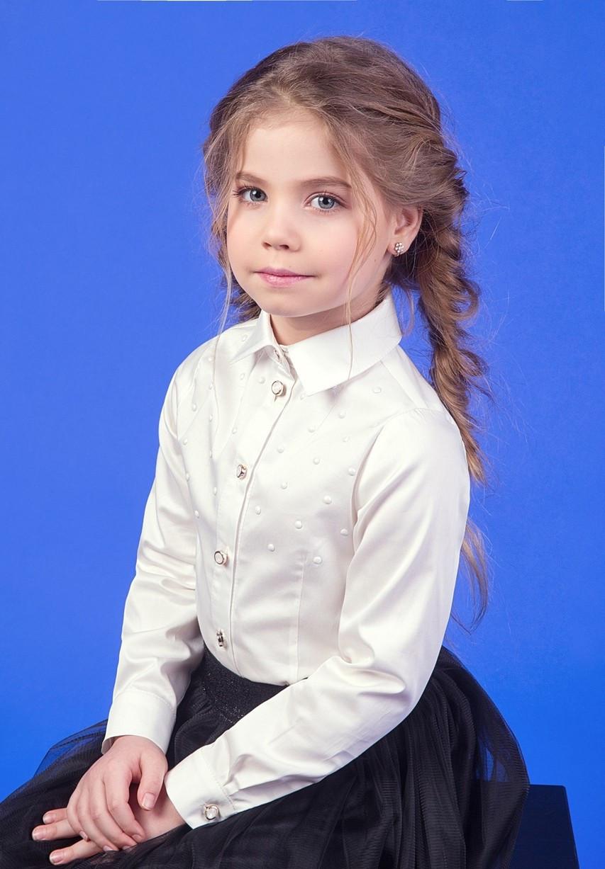Блузка для девочки Zironka 26-9036-1 рост 140