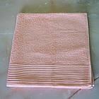 Рушник махровий 70х140 см для ванної, фото 2