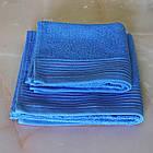 Рушники махрові 40х70 см, 50х90 см набір рушників для ванної, фото 2