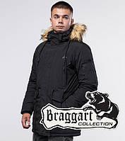 Braggart Youth | Зимняя парка 25770 черная