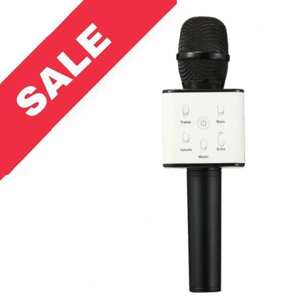Мікрофон + караоке Bluetooth Q7