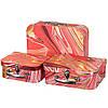 """Подарочные коробки - чемоданчики  """"Краски"""" 3 шт. в наборе (можно поштучно)"""