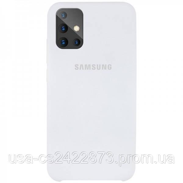 Чехол Silicone Cover (AAA) для Samsung Galaxy A51