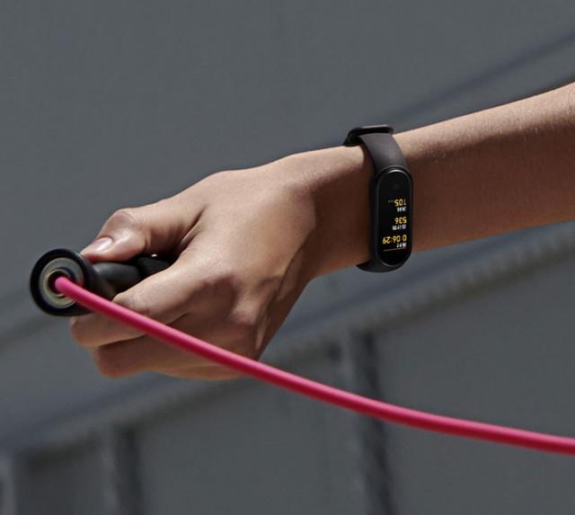 Xiaomi Mi Band 5 Original фитнес браслет  (XMSH10HM) фитнес-трекер