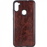 Кожаный чехол Lava для Samsung Galaxy A11, фото 4