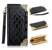 Женский стильный яркий красивый цветной кошелек клатч бумажник визитница мода тренд подарок девушке